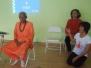 Yoga workshop by Guruji
